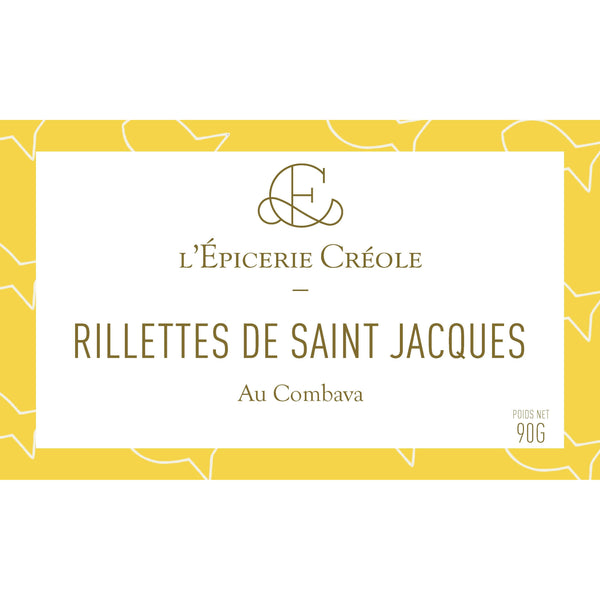 Rillettes Saint-Jacques Combava