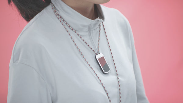 PodChain Pro the world's first wearable charger for Airpods