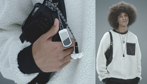 PodChain Pro the world's first wearable charger for Airpods & Airpods Pro