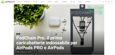 PodChain Pro by Ceotect.it