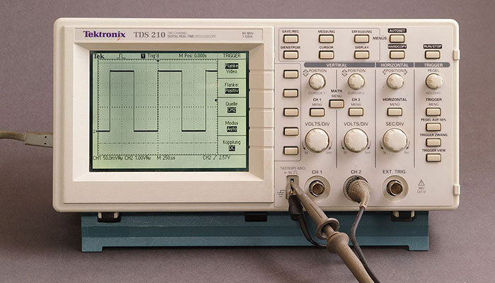 4 Most Used Oscilloscopes Types and Their Features