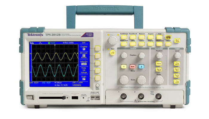 What is Tektronix Oscilloscope?