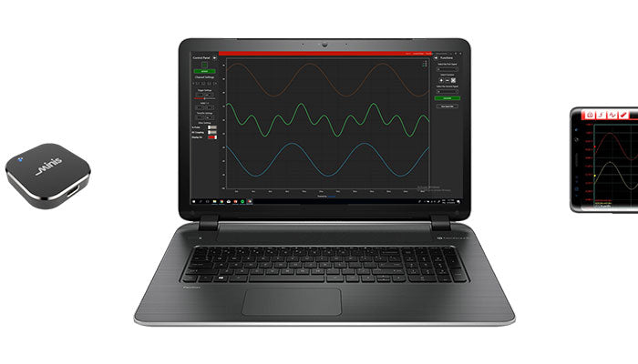 Features of Portable Oscilloscope