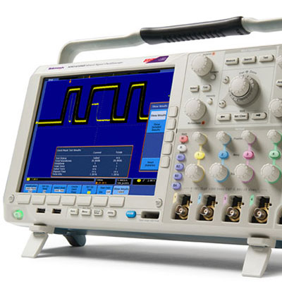 Tektronix-oscilloscope-