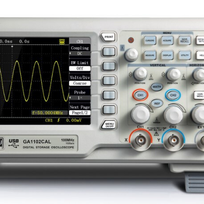 digital_storage_oscilloscope
