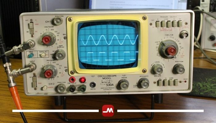 analog-oscilloscope
