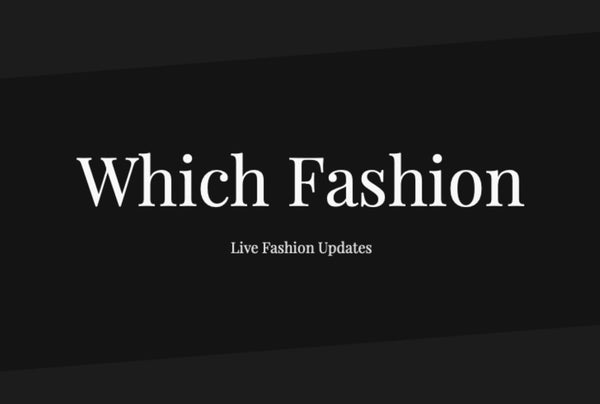 Interview With WhichFashion.Net