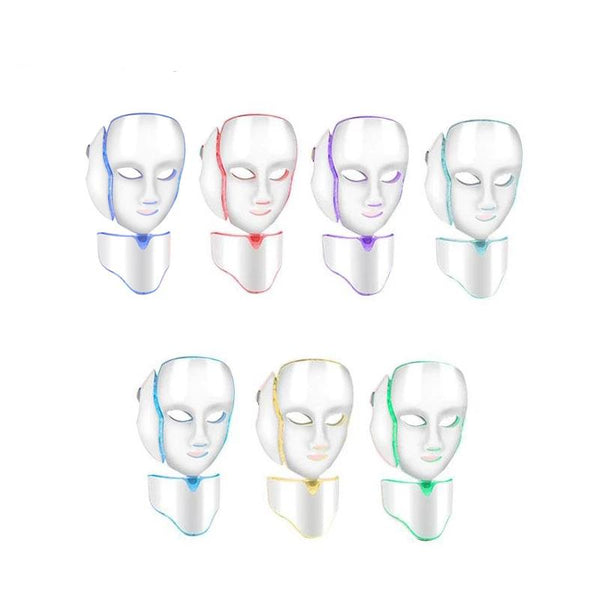 LED Light Photon Therapy Mask