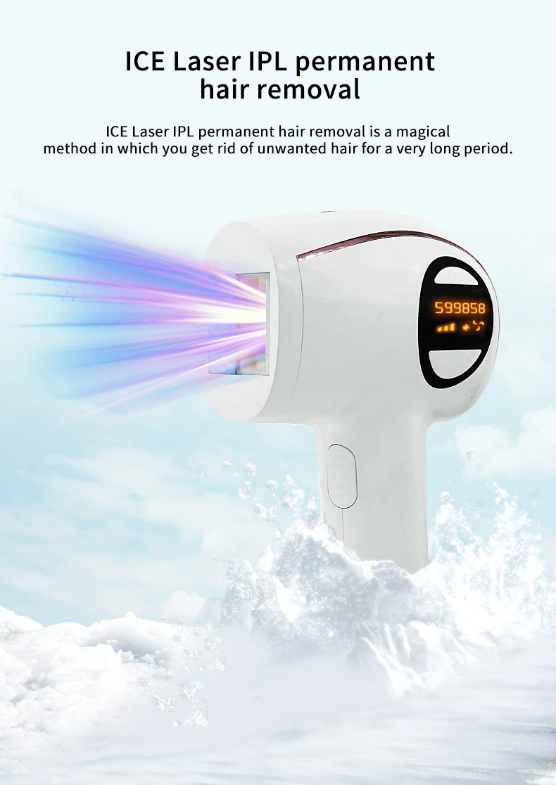 Cool Touch IPL Epilator