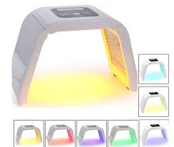 LED Light Therapy Facial Device