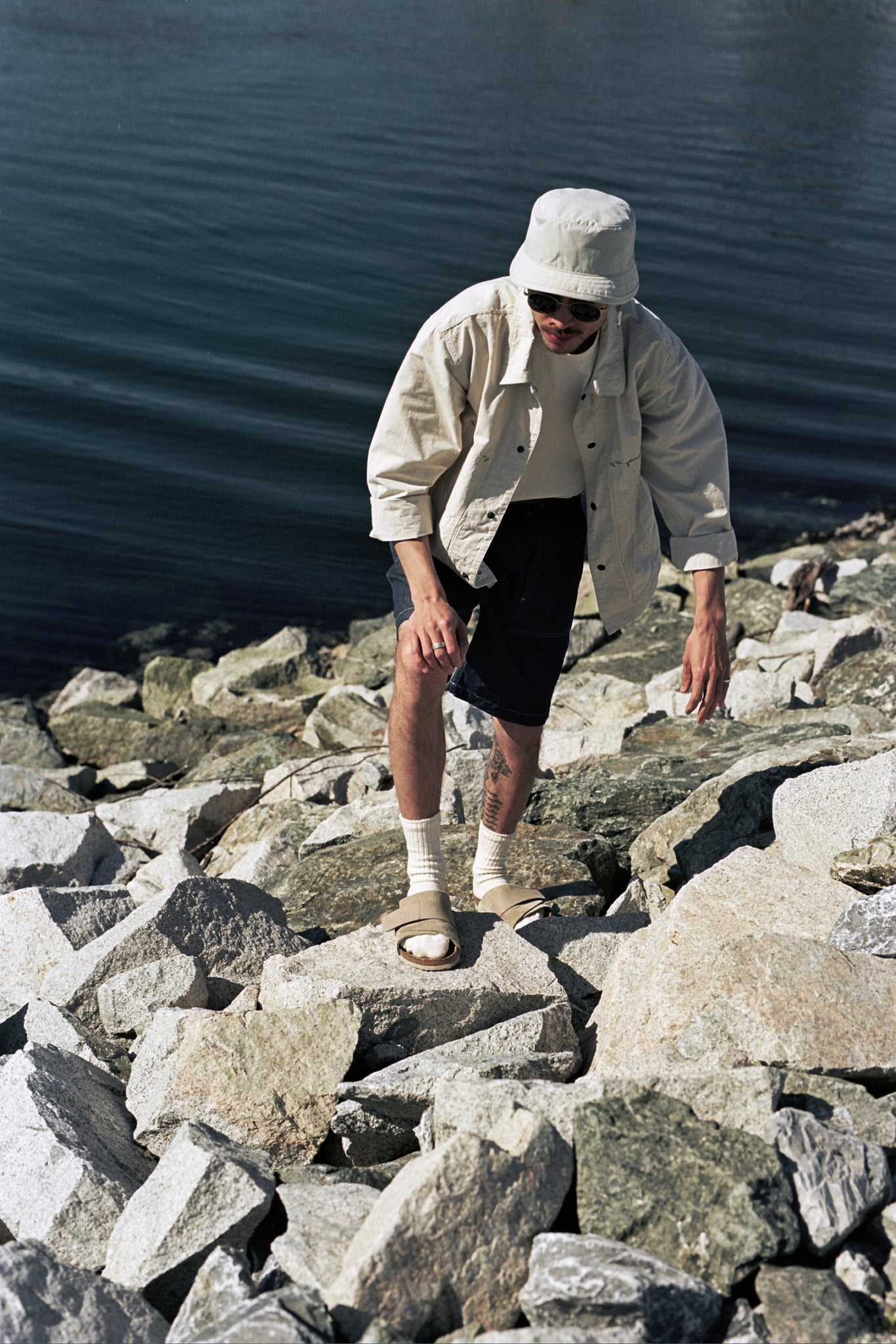 Found Feather SS21 Engineered Garments Birkenstock Ends and Means Calculus Victoria BC Canada