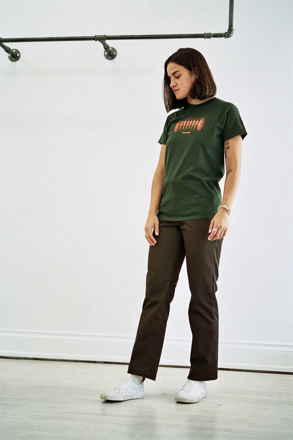 Dickies Original Fit 874 Work Pants Brown