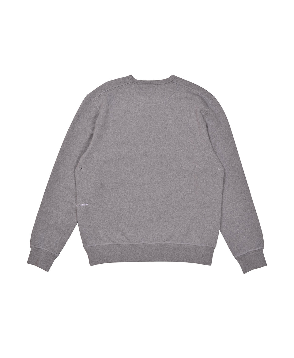 Pop Trading Company AW20 FW20 Joost Swarte Crewneck Sweat Heather Grey Calculus Victoria BC Canada