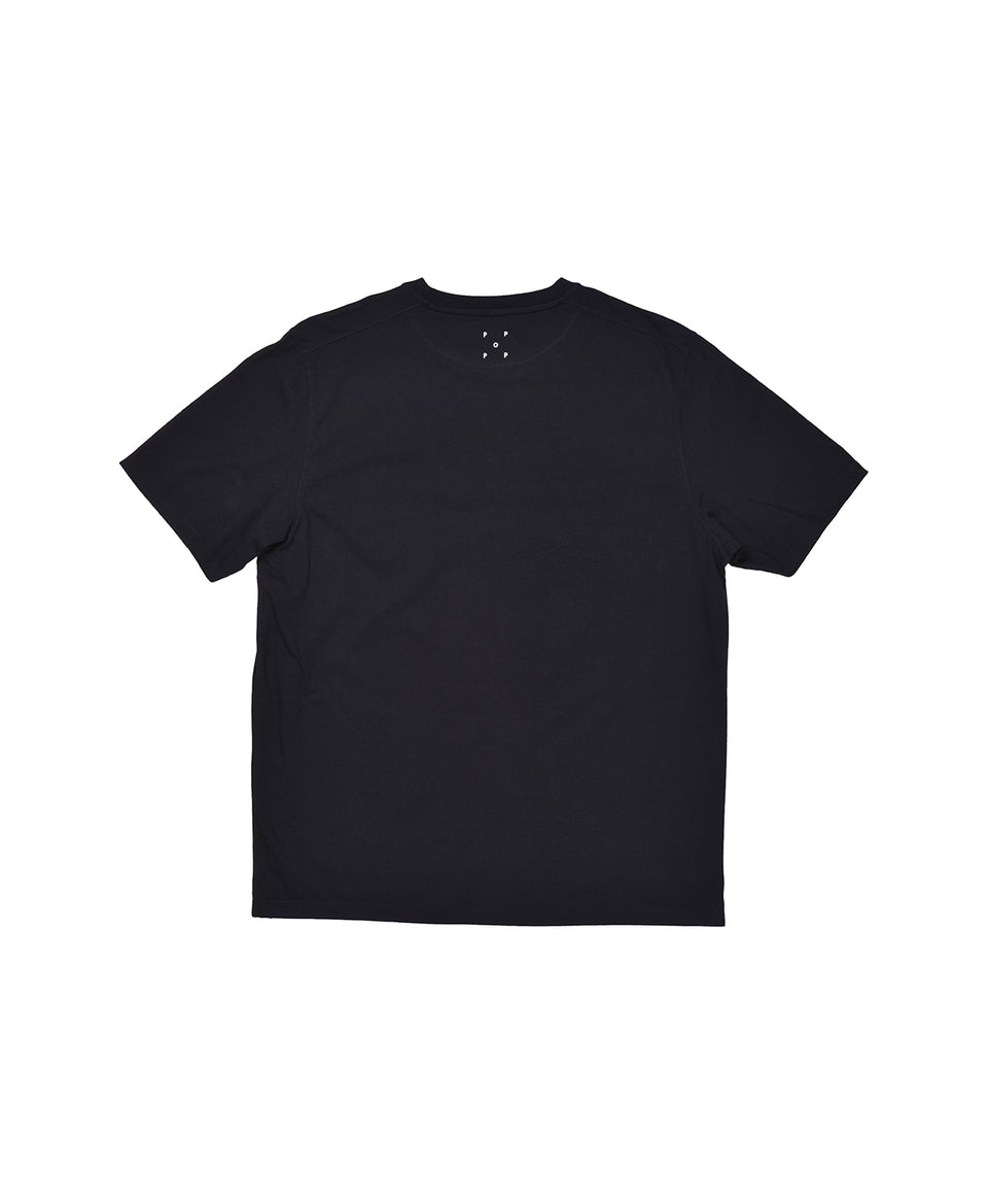 Pop Trading Company AW20 FW20 Joost Swarte T-Shirt Black Calculus Victoria BC Canada