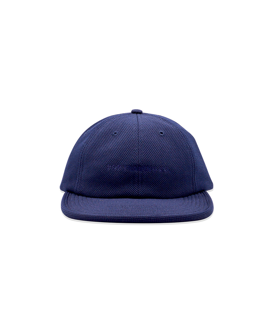Pop Trading Company SS20 Flexfoam 6 Panel Hat Navy Diamond Calculus Victoria BC Canada