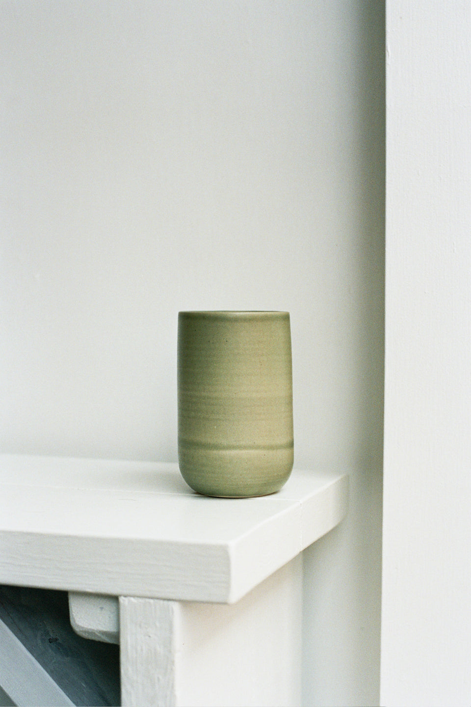 Rachel Saunders Ceramics Avocado Smoothie Cup