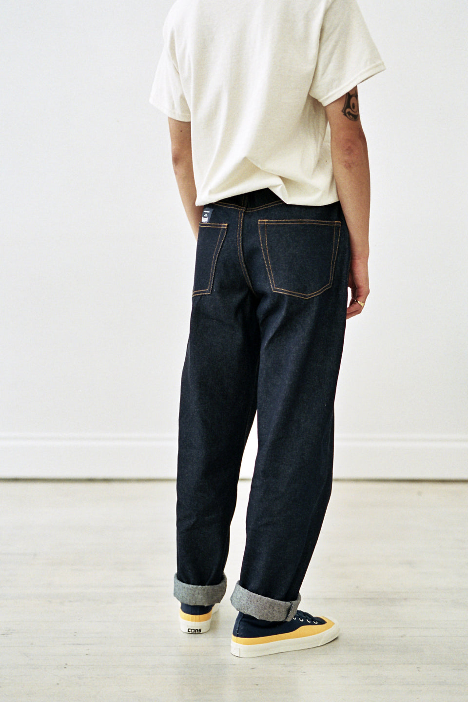 Pop Trading Company AW20 FW20 DRS Denim Raw Calculus Victoria BC Canada