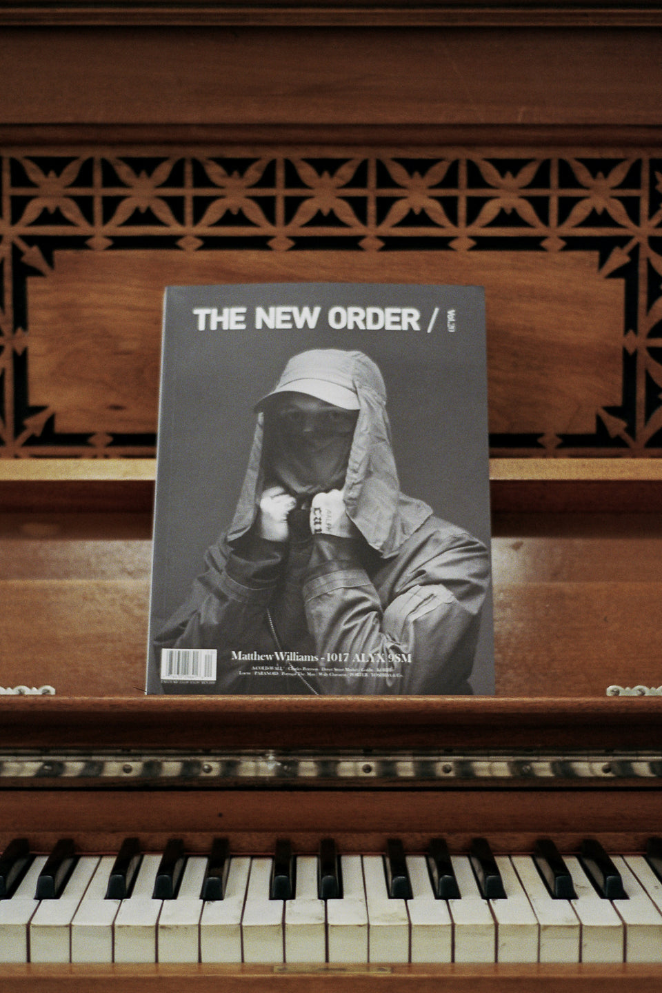 The New Order Magazine Vol. 20 - Matthew Williams