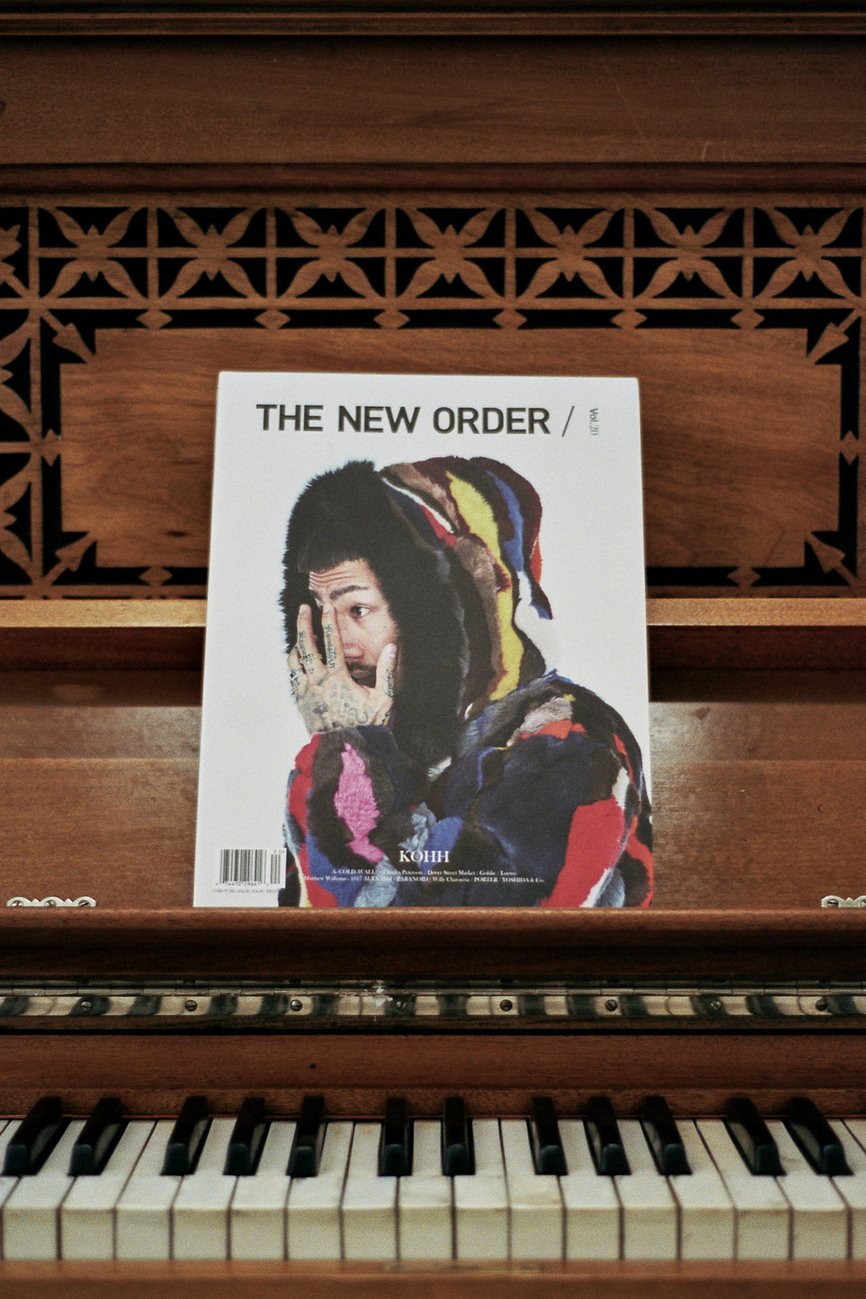 The New Order Magazine Vol. 20 - KOHH
