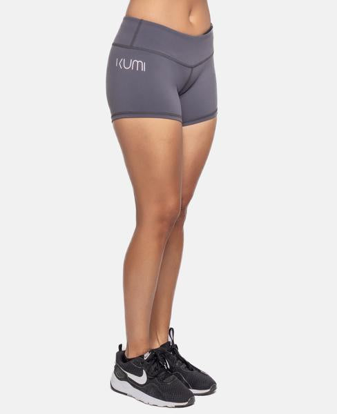 Kumi Booty Shorts METAL