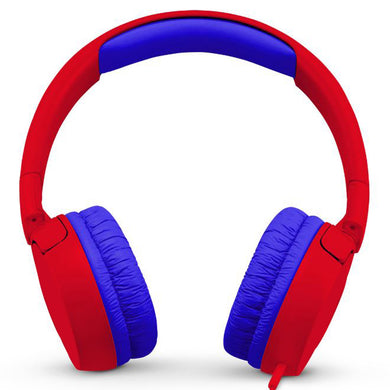 Red Kids High Grade Headphones