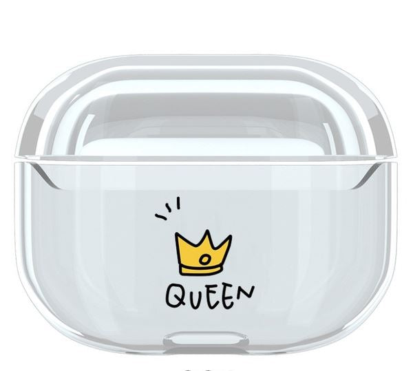 Queen AirPods Pro Protective Case