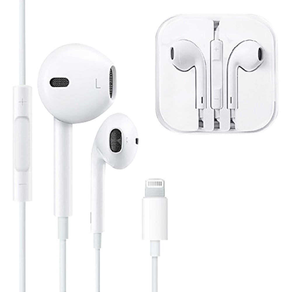 Wired Headphones With Lightning Connector