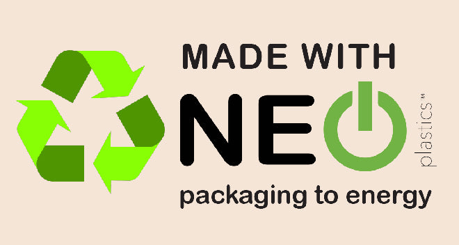 Sustainable Packaging: NEO Plastics To Energy