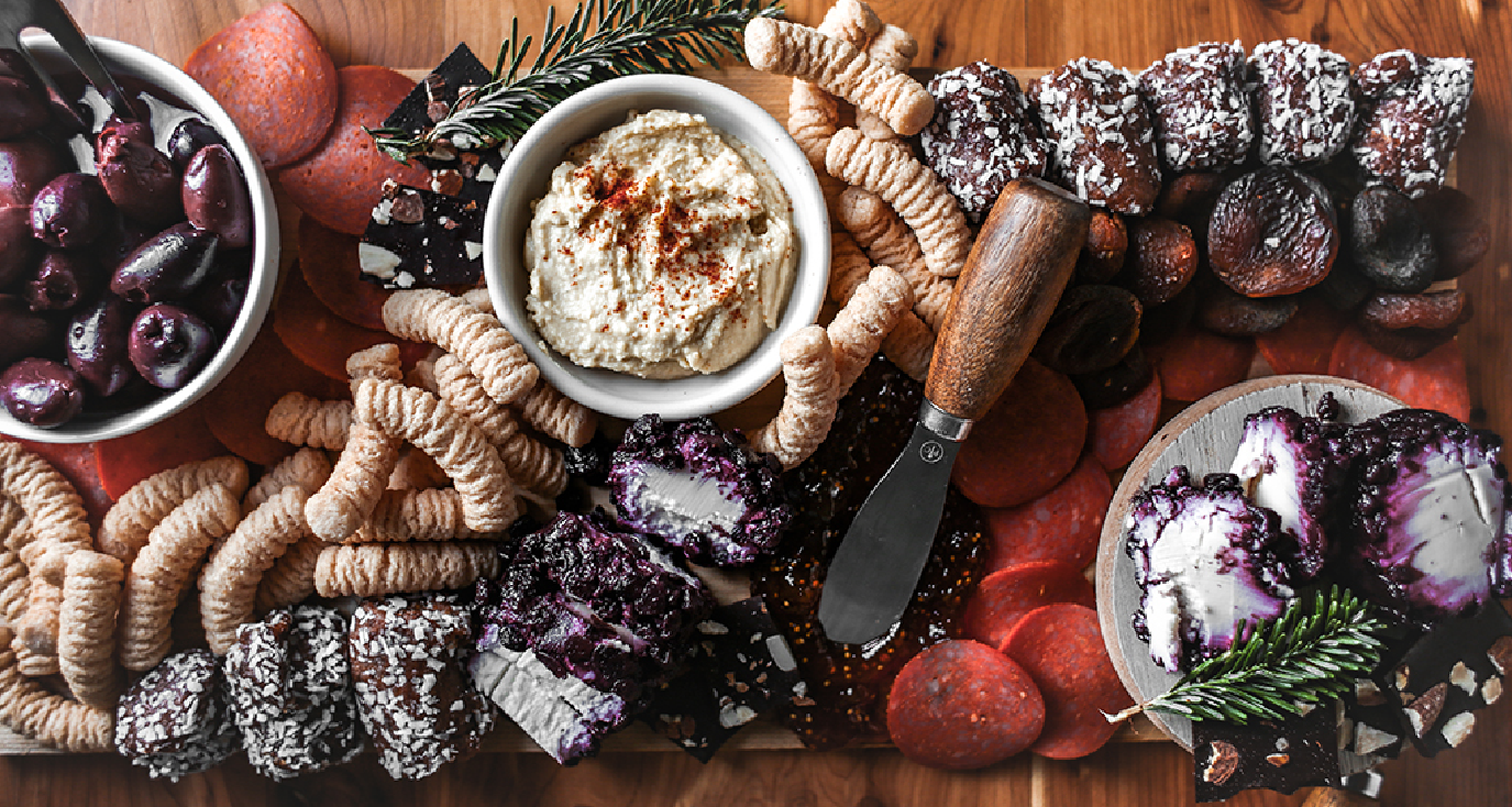 Paleo Perfect Charcuterie Board