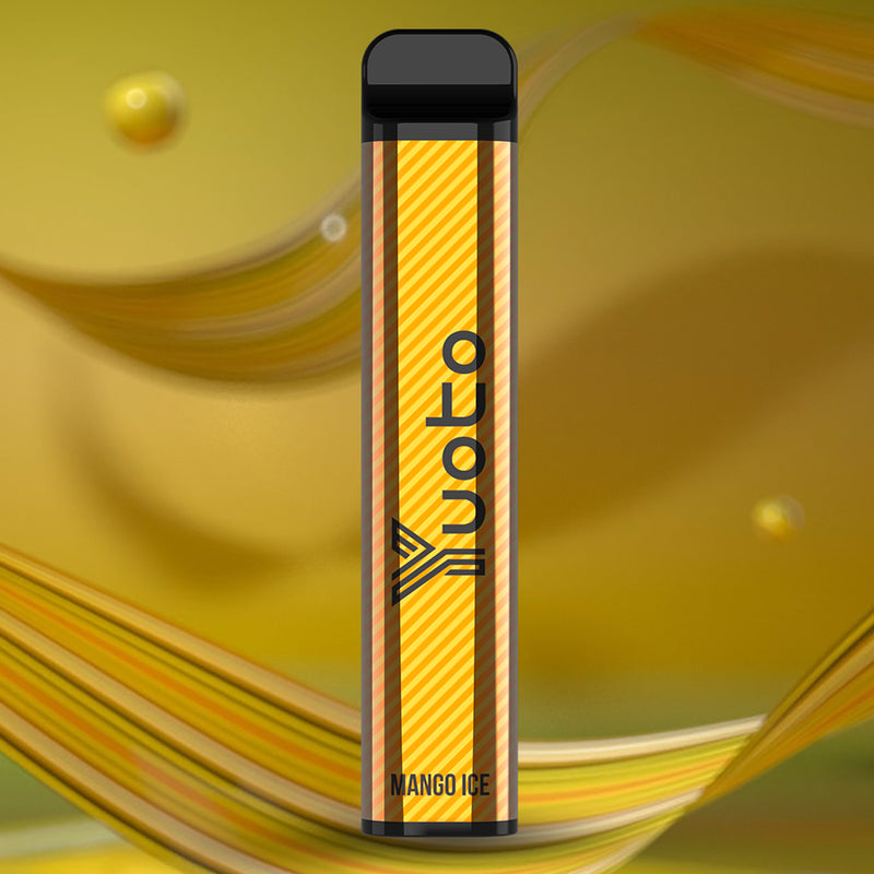 YUOTO XXL DISPOSABLE VAPE(2500Puffs)