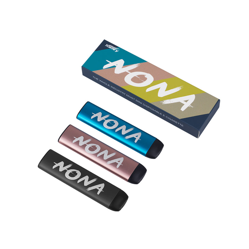 NONA mini disposable e-cig 1pc≈500puffs