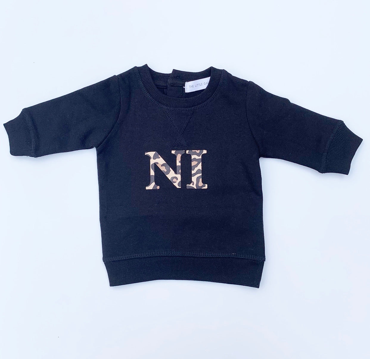 Personalised jumpers - the little gallivant.