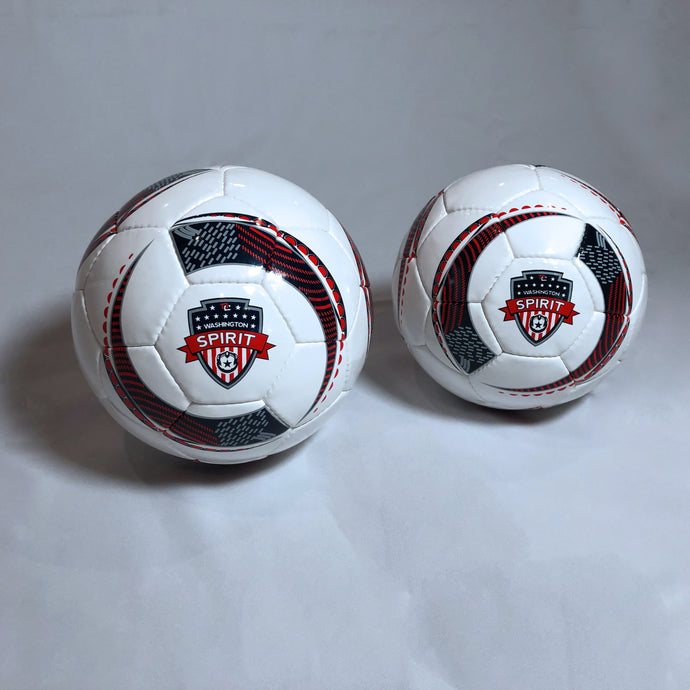 Washington Spirit Soccer Ball