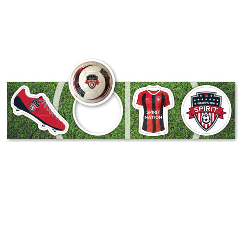 Washington Spirit Pop Mags Set