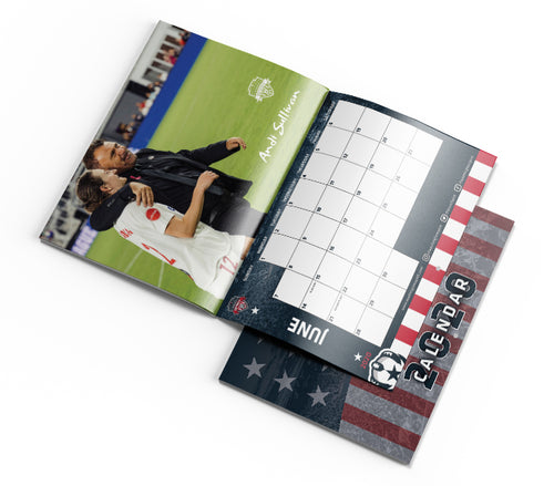 2020 Washington Spirit Calendar