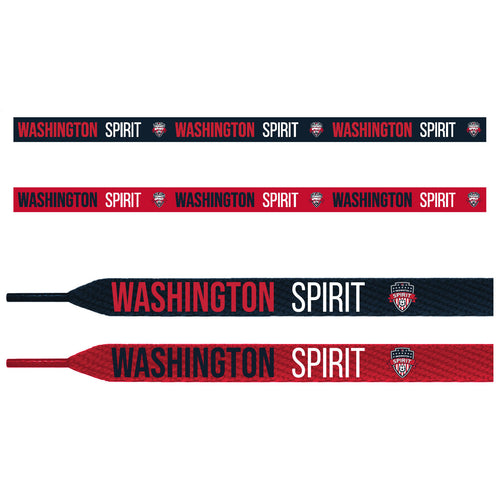 Washington Spirit Shoelaces