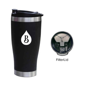 Bruetta© Customized Tea Tumbler