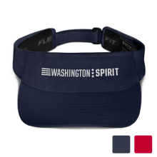 Load image into Gallery viewer, Washington Spirit Visor