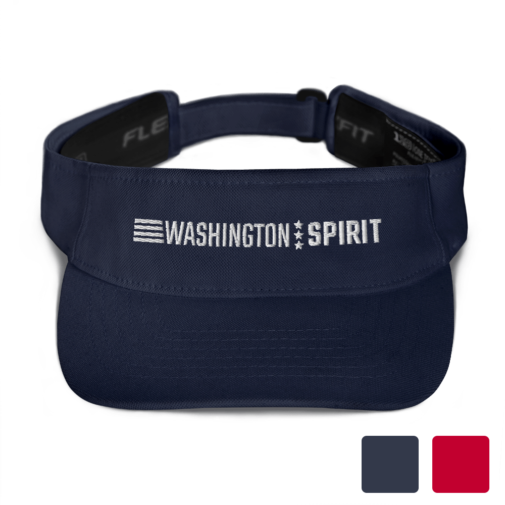 Washington Spirit Visor
