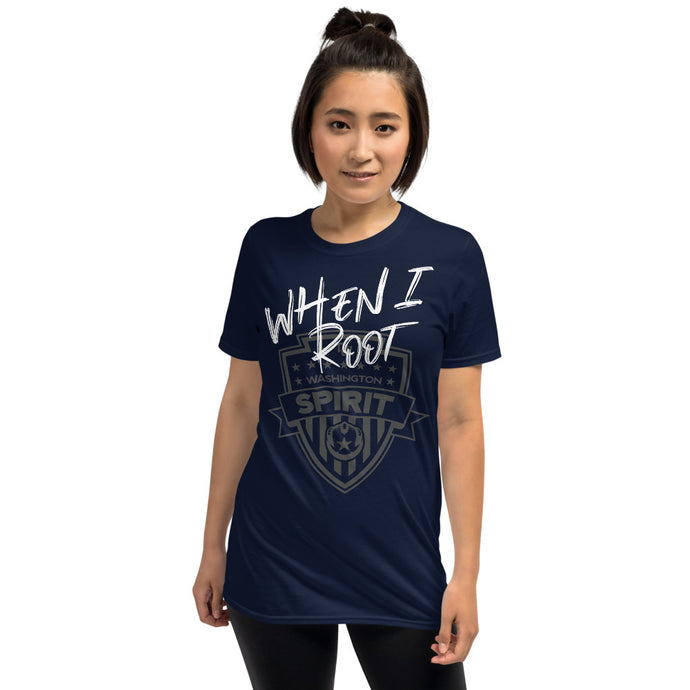 When I Root T-Shirt