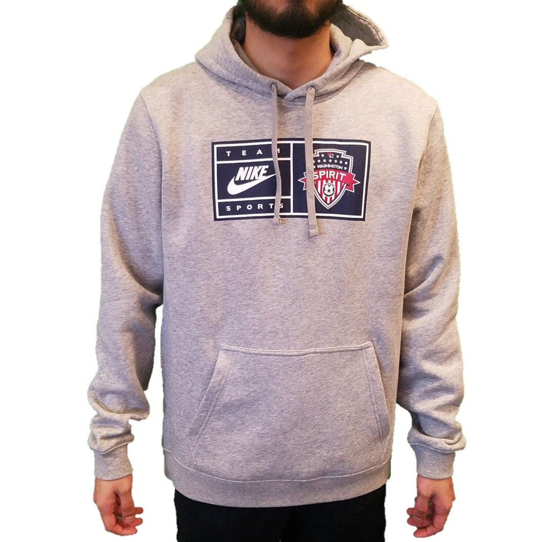 Washington Spirit Nike Team Sports Hoodie