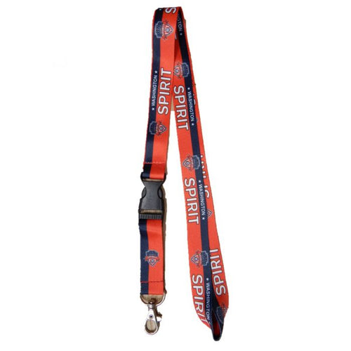 Washington Spirit Lanyard
