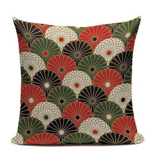 Load image into Gallery viewer, Japanese Style Cushion Cover