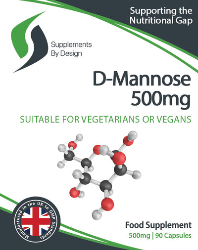 D Mannose Supplement