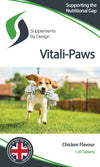Vitali Paws Pet Joint Support Tablets