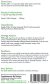 Apple Cider Vinegar Description