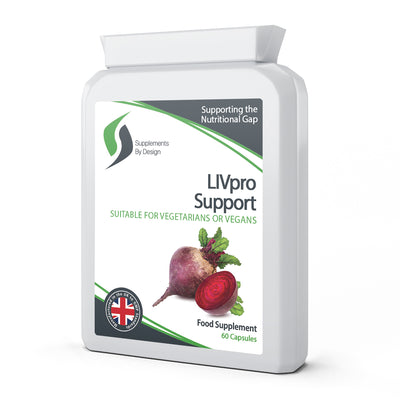 LIVpro Liver Support Capsules