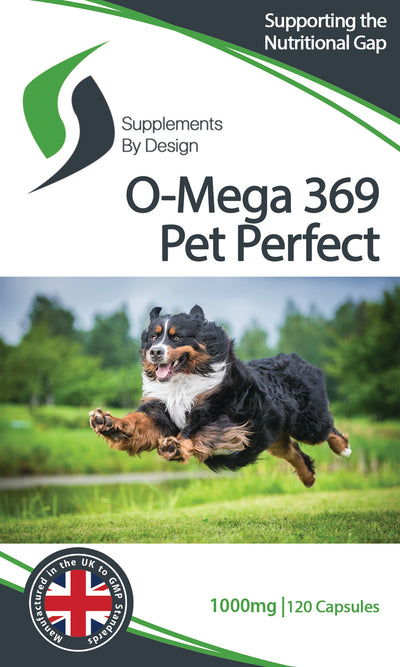 O-Mega 369 Pet Perfect