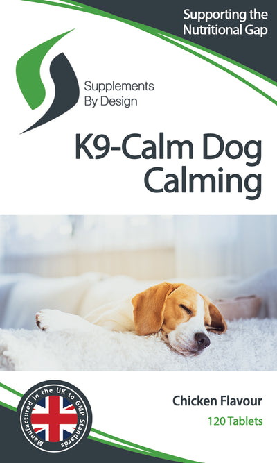 K9 Calm Pet Calming Tablets