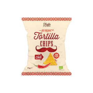Chips tortilla chili Bio (75g) (4700489547861)